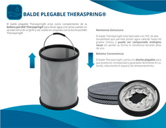 Balde Plegable Theraspring