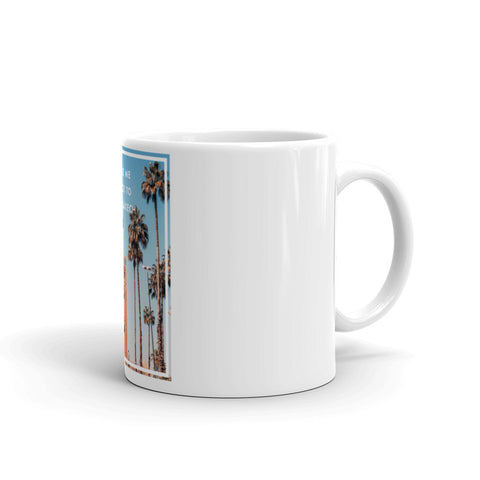 "Mug ""Take me back to Marrakech"""