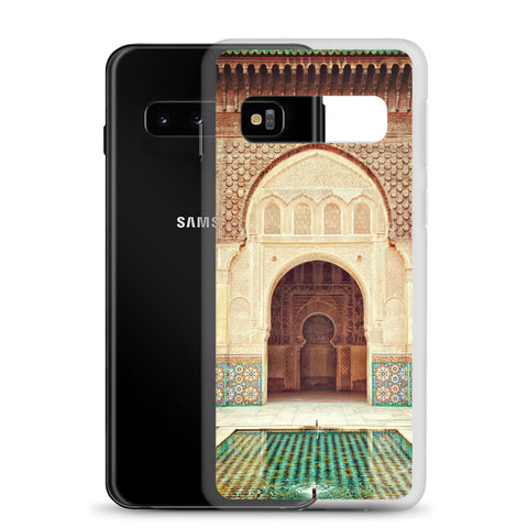 Samsung Galaxy cases - MADRASSA BEN YOUSSEF
