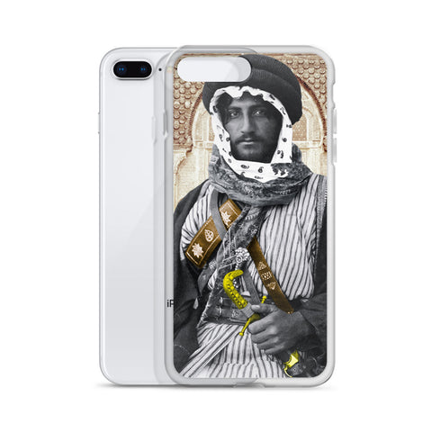 Coque pour iPhone - Arabian warrior
