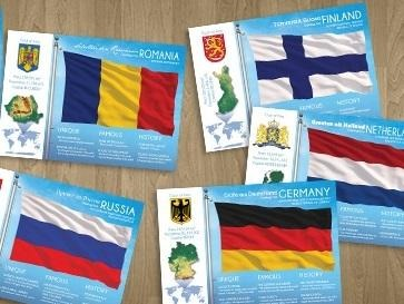 Flags of the World - Postcards Market