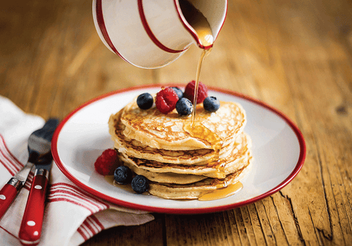 Photo: Pancakes Delight (bundle x 5 pieces) - top quality approved by www.postcardsmarket.com specialists