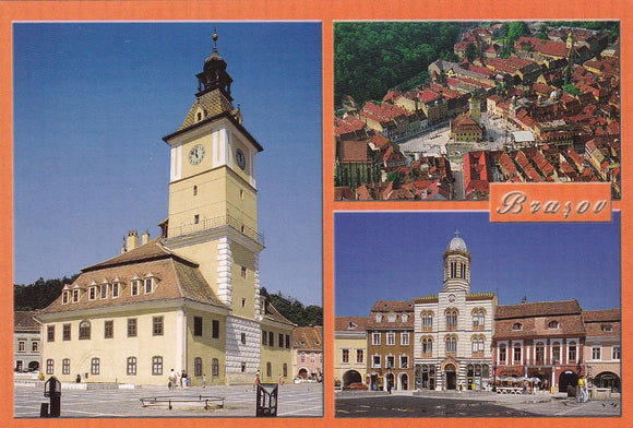 Market Corner: Bundle of 5 x LAD Romania - Brasov N 201-11 - top quality approved by www.postcardsmarket.com specialists