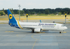Boeing 737-800 Ukraine International Airlines KBP