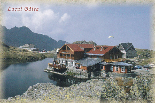 5 x LAD Romania - Transfagarasan - Balea Lake and Chalet