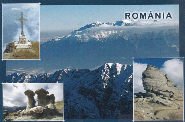 LAD Romania - Bucegi Mountains