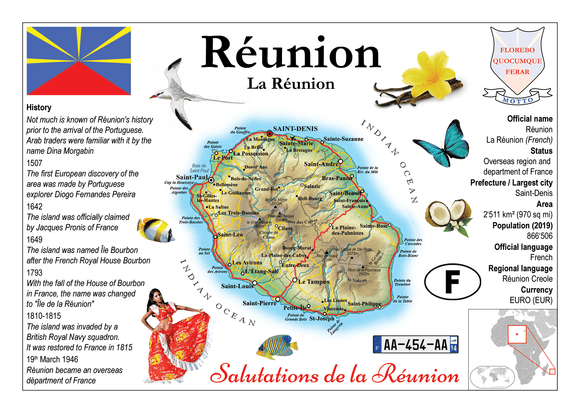 Reunion MOTW - Postcards Market