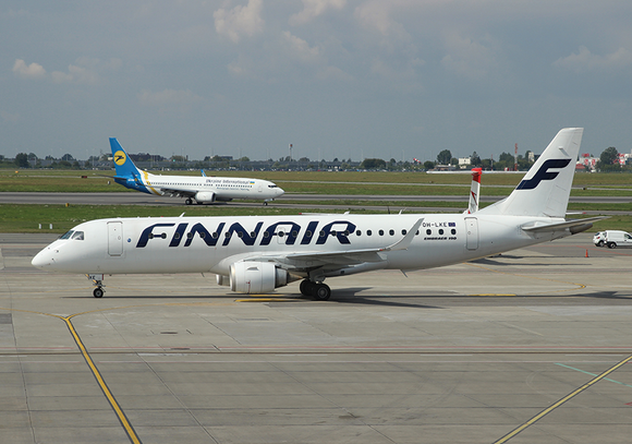 Embraer 190 Nordic Regional Airlines WAW