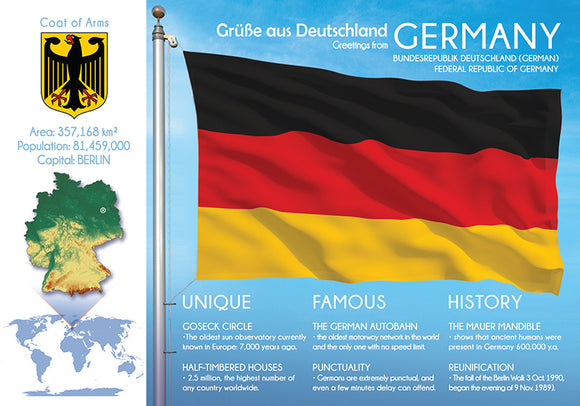 GERMANY - FW - top quality approved by www.postcardsmarket.com specialists
