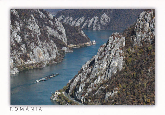 Market Corner: Bundle of 3 x LAD Romania The Danube Cauldrons - top quality approved by www.postcardsmarket.com specialists