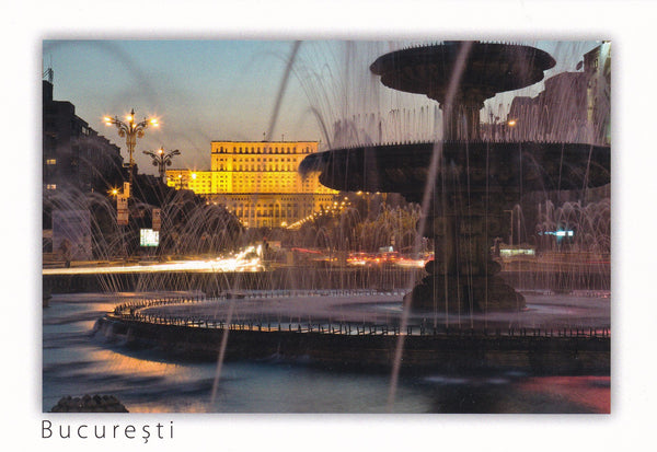 3 x LAD Romania - Bucharest - Unirii Square