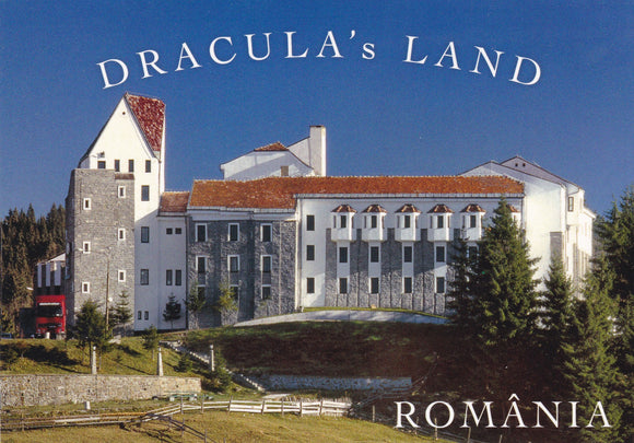 Market Corner: Bundle of 3 x LAD Romania - Dracula Castle Hotel - top quality approved by www.postcardsmarket.com specialists
