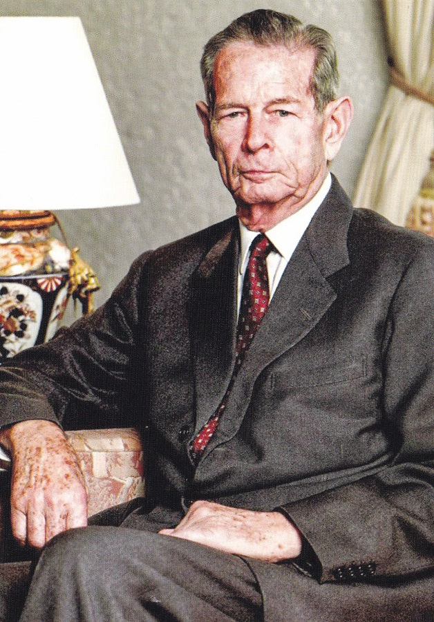 Photo: King Michael I of Romania - top quality approved by www.postcardsmarket.com specialists