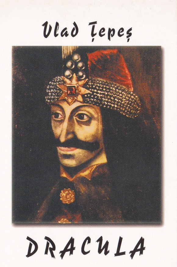Market Corner: Bundle of LAD Romania - Vlad Tepes Dracula (Vlad The Impaler) - top quality approved by www.postcardsmarket.com specialists