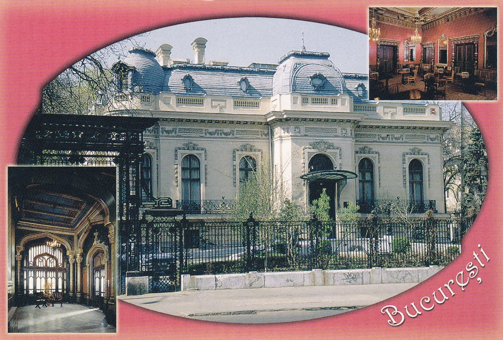 Market Corner: Bundle of 5 x LAD Romania - Bucharest N 234-15 - top quality approved by www.postcardsmarket.com specialists