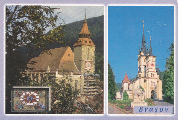 5 x LAD Romania - Brasov Black Church & Schei Church