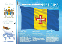 Europe | Africa | MADEIRA - FW - top quality approved by www.postcardsmarket.com specialists