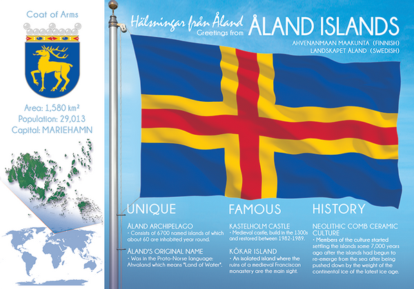ALAND ISLANDS - FW