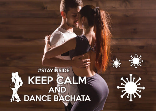 Photo #stayinside - dance bachata (bundle x 5 pieces) - top quality approved by www.postcardsmarket.com specialists