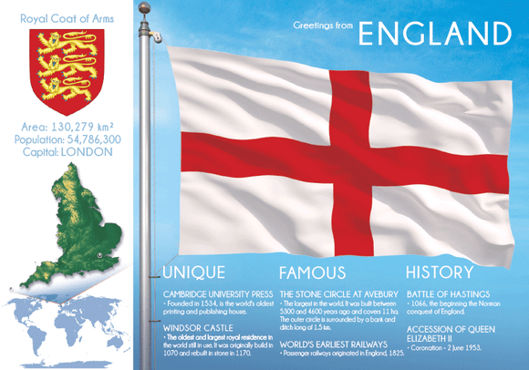 Europe | ENGLAND - FW - top quality approved by www.postcardsmarket.com specialists