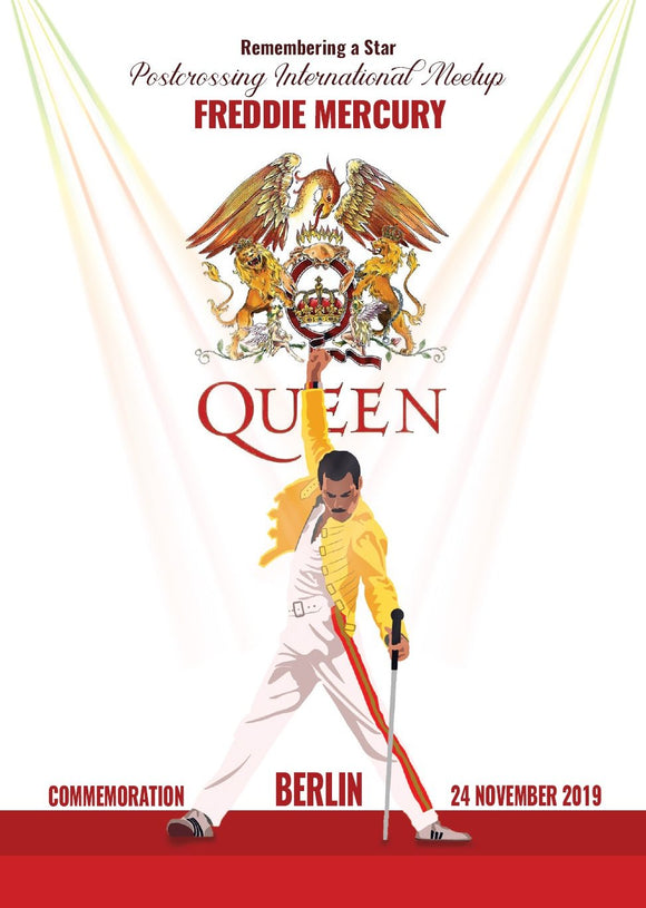Remembering a star - Freddie Mercury (1946-1991)