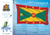 North America | GRENADA - FW (country No. 180) - top quality approved by www.postcardsmarket.com specialists
