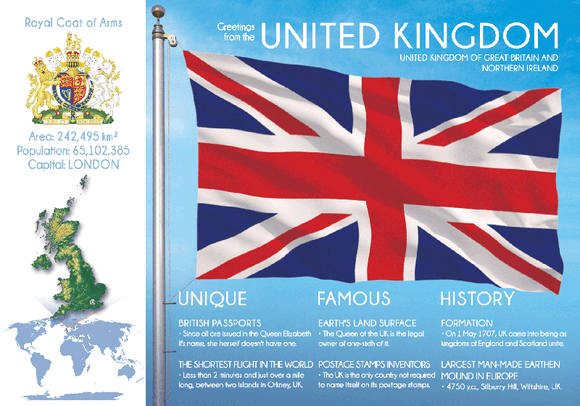 UNITED KINGDOM - FW