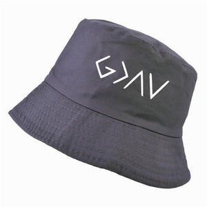 God Is Greater Than The Highs and The Lows cap - Heaven's Apparel, christian cap