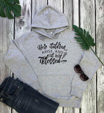Her children arise and call her Blessed Christian Hoodies - Heaven's Apparel, jesus hoodie