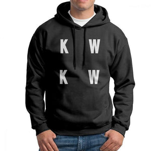 Men Know Jesus Know Peace Christian Hoodies - Heaven's Apparel