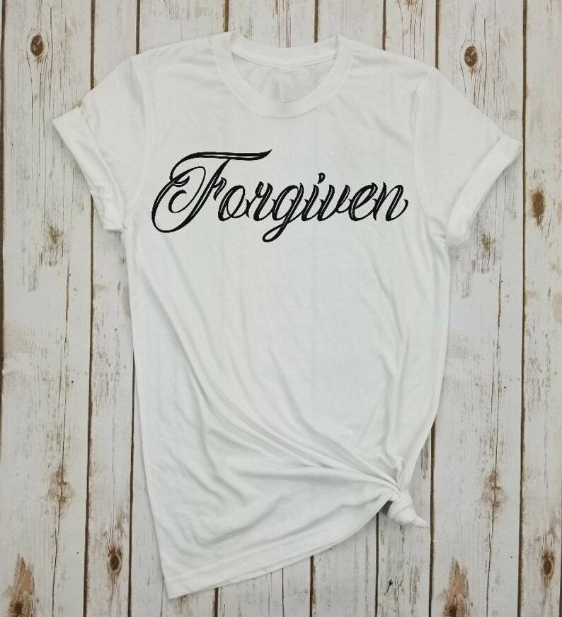 Forgiven Christian T-Shirt | Heavens Apparel