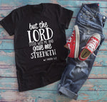 But the Lord Stood With Me and Gave me Strength T-Shirt