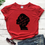 God Is Within Her She Will Not Fail Psalm 46:5 T-Shirt