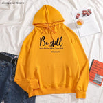 Be Still And Know That I Am God Hoodie | Heavens Apparel-Heaven's Apparel