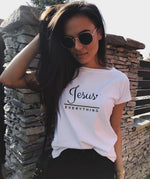 Jesus Over Everything T-Shirt | Heavens Apparel-Heaven's Apparel