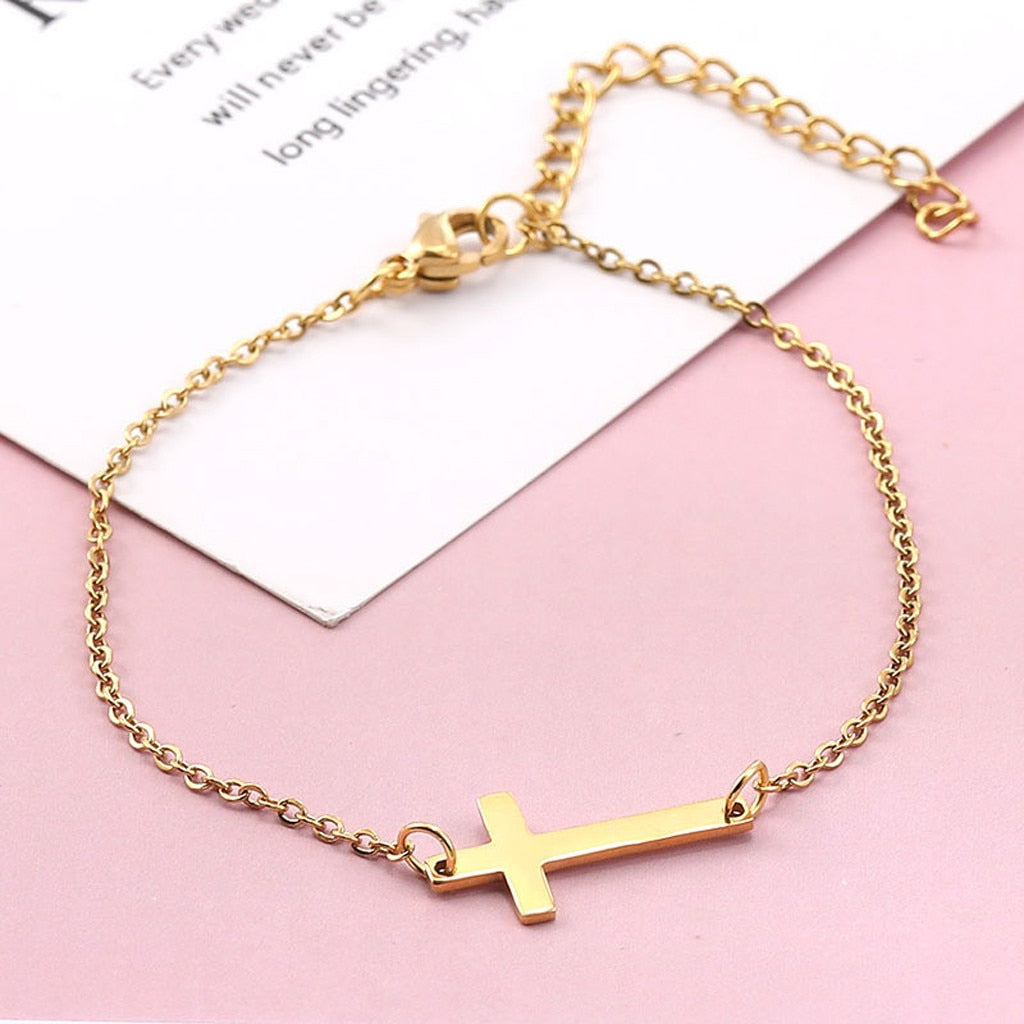 Jesus Cross  Necklace | Heavens Apparel
