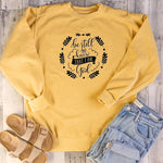 Be Still and know That I am God Sweatshirt | Heavens Apparel