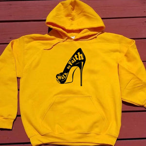 Walk By Faith Hoodie | Heavens Apparel