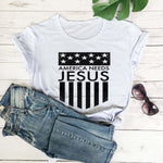 America Needs Jesus | Heavens Apparel