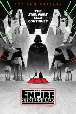 The Empire Strikes Back 40th Anniversary - English Variant