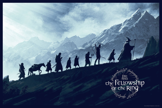 The Fellowship of the Ring - Variant