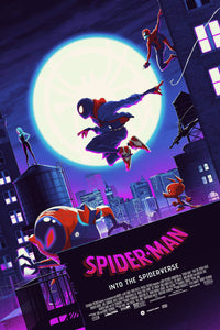 Spider-Man: Into The Spider-Verse - Regular