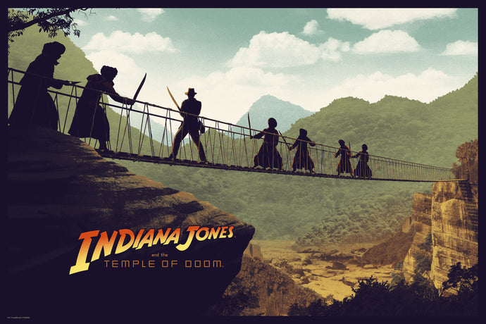 Indiana Jones and the Temple of Doom - Regular