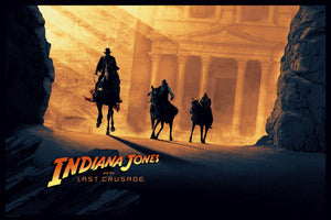 Indiana Jones and the Last Crusade - Regular