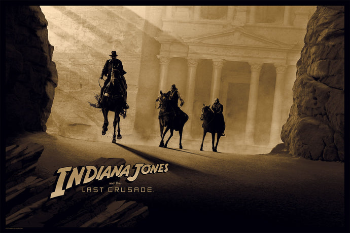 Indiana Jones and the Last Crusade - Variant