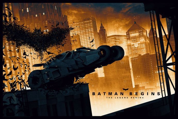Batman Begins - Regular