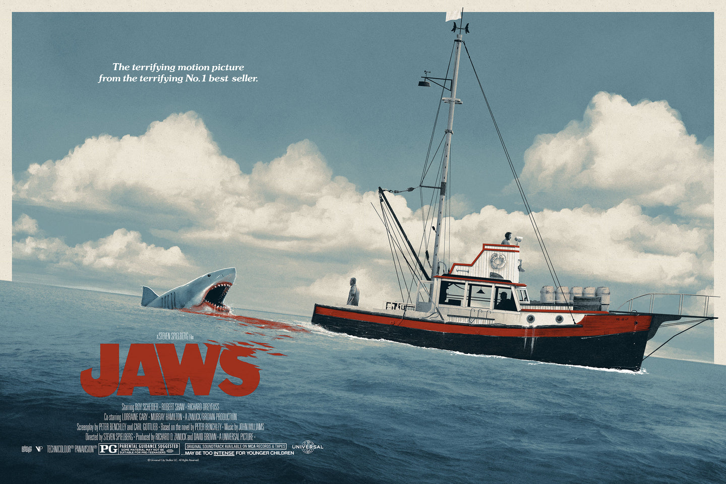 Jaws - Regular