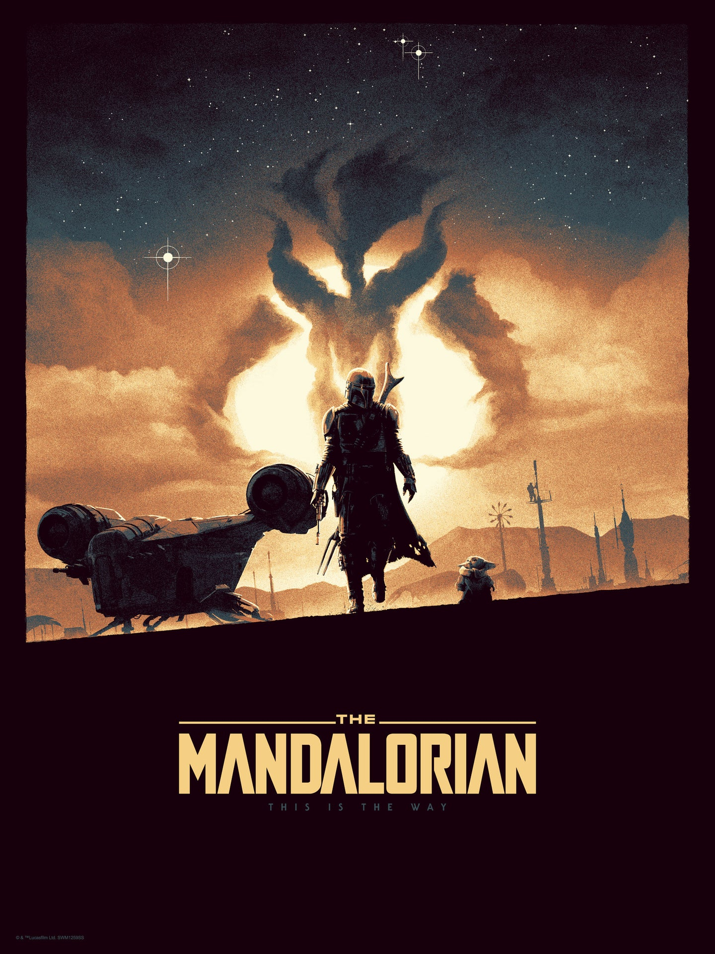 Mandolorian - This is the Way