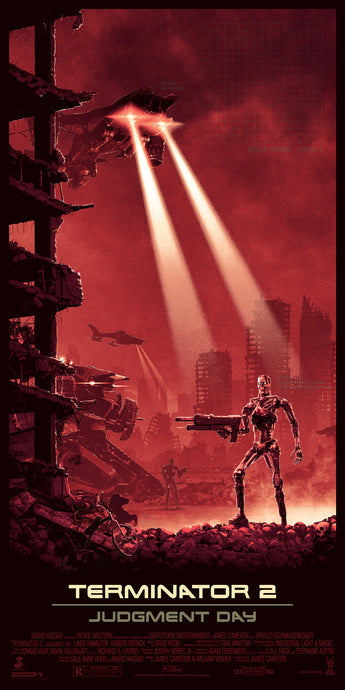 Terminator 2: Judgement Day - Variant