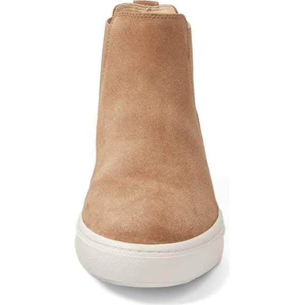 Cutelily Casual High Top Suede Sneakers